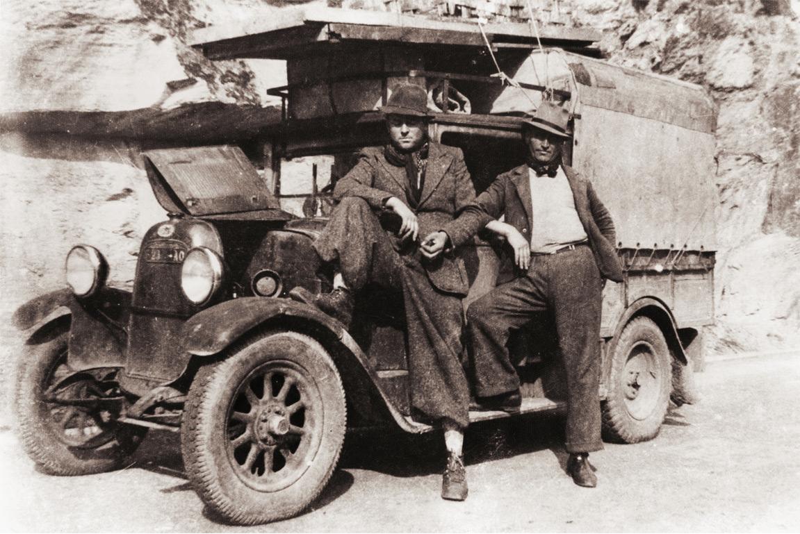 Storia: Giovanni Campagnaro negli anni '30